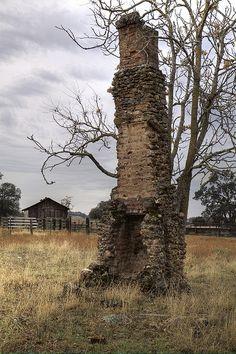 lillypotpie: Old chimney by Stephen Fischer on Flickr.