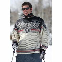 While Skiing Men Sweater, Sweaters, Norway, Skiing, Clothes, Knitting, Fashion, Ski, Outfits