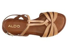 Aldo Iborema Flat Sandal | DSW $40