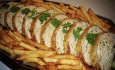 Myslíme si, že by sa vám mohli páčiť tieto piny - Meatloaf, Baked Potato, Sushi, Chicken Recipes, Pork, Food And Drink, Turkey, Tasty, Bread
