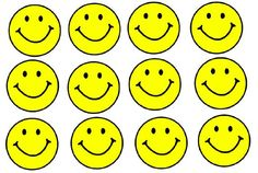 Psicodiagnosis: Psicología infantil y juvenil. El treball amb fitxes, útil en TDA Printable Labels, Printable Cards, Party Printables, Flower Power Party, Discipline, Emotion, Adhd, Smiley, Teaching