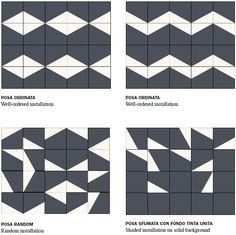 Téléchargez le catalogue et demandez les prix de Puzzle By mutina, revêtement de sol/mur en grès cérame émaillé design Barber & Osgerby, Collection puzzle