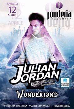 Sabato 12.4.14 Julian Jordan