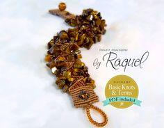 Bracciale in pietra occhi di tigre Tutorial di RaquelsBeaDesigns