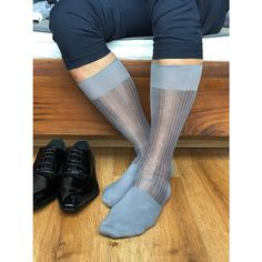 Tie Shoes, Sock Shoes, Holiday Suits, Lee White, Luxury Socks, Sheer Socks, White Tunic, Patterned Socks, Colorful Socks