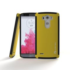 lg-g3-case-ghostek-blitz-yellow-lg-g3-case-w-attached-lg-g3-screen-protector-lifetime-warranty-rubberized-fitted-smooth-non-slip-grip-rubbery-soft-touch-matte-case-for-lg-g3-d850-d851-d855-vs985-ls990-ghocas85