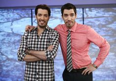 Jonathan and Drew Scott - The Property Brothers - great article about how the show really works