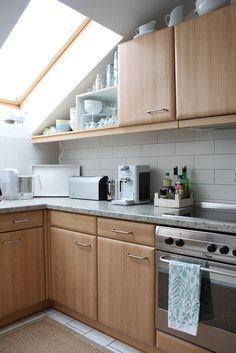 Non-white cabinets that I actually like!