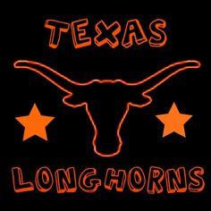 Texas Longhorns!!