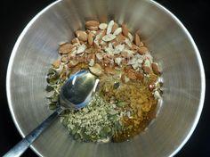 Honing Granola met Amandelen - Koekies! enzo