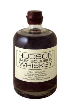 This is the first distillery producing handmade whiskey since Prohibition. Made with 100% pure corn, nothing added, which contributes to its mellowness. Smooth and fruity with only a slight sweetness. You don't need the password this time around to taste genuine NY elegance.