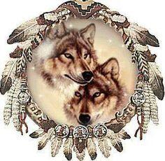 Wolf Dream-catcher