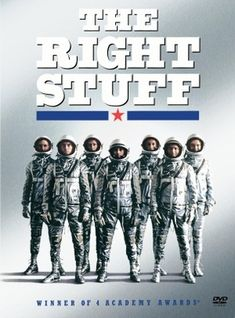 The Right Stuff (1983) movie #poster, #tshirt, #mousepad, #movieposters2