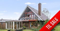 Villa på 205 kvm.i Kjellerup til salg hos RobinHus. På rolig villa vej i Kjellerup, finder man denne store villa... Klik for fotos af boligen.