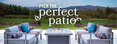 You have a beautiful Enjoy it more with a great new set of beautiful weather resistant from We have everything you need to set up the most beautiful you could dream of! Come in today or call 705 324 9574 New and unique arriving daily Backyard Retreat, Outdoor Furniture Sets, Outdoor Decor, Enjoy It, New Set, Dining Set, Most Beautiful, Weather, Patio