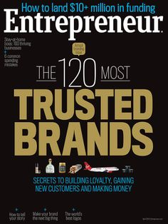 Business Magazine from Entrepreneur - April 2014 Aveda is listed as one of the 120 Most Trusted Brands Social Media Trends, Social Media Marketing, Digital Marketing, Marketing Quotes, Marketing Guru, Marketing Automation, Marketing Strategies, Entrepreneur Magazine, Business Magazine