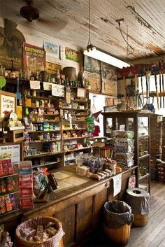 old general store