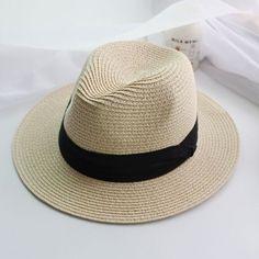 NEW Summer Panama Beach Hat for Women