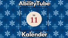 Tür 11 des 🎅 #AbilityTubeKalender 🎄 hält Leeroy Matata für Euch bereit! Influencer, Diagram, Chart, Tags, Action, Movie Posters, Advent Calenders, Glee, Group Action
