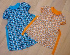 madelief - Patroon: Suzanne - zelfgemaakte kleertjes