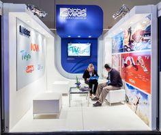 CONCEPTO - Constructores de Imagen: JORNADAS ATVC 2012 - GLOBAL MEDIA