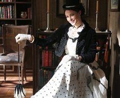 Na pele de Melissa, Paolla Oliveira veste figurino rebuscado e luxuoso (Foto: Raphael Dias/Gshow)