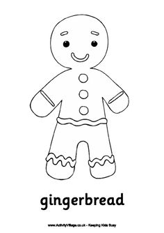 ... gingerbread man on Pinterest | Gingerbread man, Gingerbread and Poem