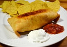 Easy Chicken Chimichangas without the worry America's Test Kitchen Cookbook, Cooks Illustrated Recipes, Chimichanga, Mexican Food Recipes, Ethnic Recipes, Americas Test Kitchen, Food Obsession, Tex Mex, Chicken Recipes