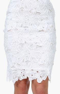 Victoria Pencil Skirt