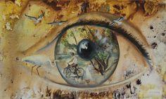 Claudia Thomaz the artists gaze