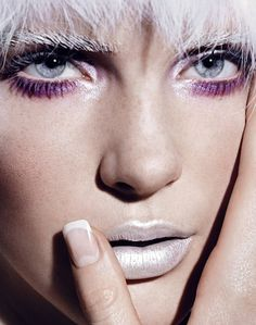 What do you think about this look? Photographer: Monika Robl; Website: www.monikarobl.com; Makeup/Hair: Unknown