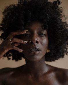 New post on black-culture Black Girl Magic, Black Girls, Skin Girl, Curly Hair Styles, Natural Hair Styles, Black Girl Aesthetic, Brown Aesthetic, Pelo Natural, Dark Skin Beauty