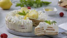 Tarta de limón con leche condensada | Nestlé Cocina Mango Mousse, Diy Home Crafts, Healthy Tips, Camembert Cheese, Frosting, Dairy, Gluten, Cookies, Cake