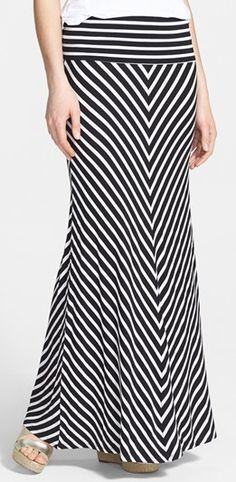 lovely striped maxi skirt  http://rstyle.me/n/hkkq9pdpe