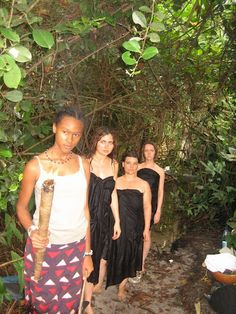 Initiation au Gabon>