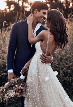 Completely obsessed with this beaded wedding dress from the new Grace Loves Lace. - Completely obsessed with this beaded wedding dress from the new Grace Loves Lace collection Grace Loves Lace, Wedding Pics, Wedding Bells, Wedding Day, Gown Wedding, Wedding Dress Sparkle, Wedding Ceremony, Trendy Wedding, Wedding Styles