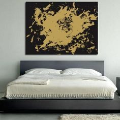 love the black and gold #home #decor