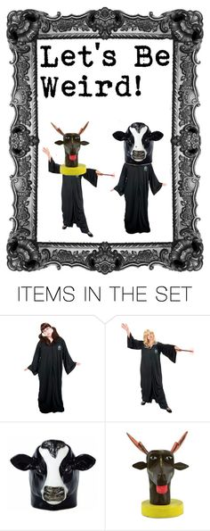 """""""Let's Be Weird"""" by stay-strongforever ❤ liked on Polyvore featuring art"""