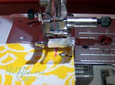 Sewing School Day 8 ~ Four Ways to Gather Fabric