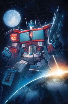Transformers R.I.D. 28 cover colored by Caliber316.deviantart.com on @deviantART