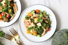 Healthy Grocery Girl | Easy Italian Pasta Salad | Gluten-Free, Quick Healthy Meal