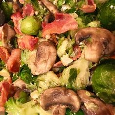 Skillet-Braised Brussels Sprouts - Allrecipes.com