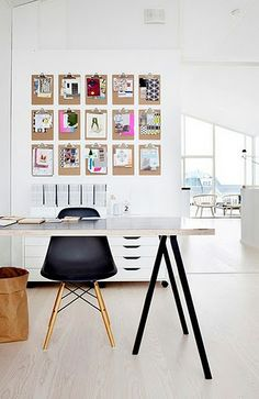 art wall clipboards