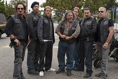 Sons of Anarchy entertained fans for 7 seasons, but not everyone grasped the story the show was telling. Serie Sons Of Anarchy, Sons Of Anarchy Samcro, Sons Of Arnachy, Harley Davidson, Kim Coates, Sons Of Anarchy Motorcycles, Ryan Hurst, Tommy Flanagan, Ron Perlman