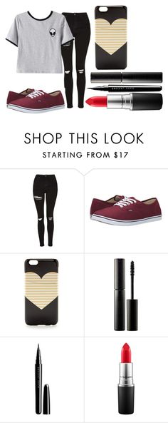 """""""Untitled #540"""" by imagine-youtubers ❤ liked on Polyvore featuring beauty, Topshop, Vans, J.Crew, Surratt, Marc Jacobs, MAC Cosmetics and Chicnova Fashion"""