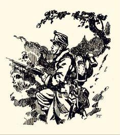 Illustrations, World War, Illustration, Illustrators