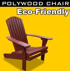 Adirondack Patio Chairs  - Pin it :-) Follow us, CLICK IMAGE TWICE for Pricing and Info . SEE A LARGER SELECTION of adirondack pation chairs  http://zpatiofurniture.com/category/patio-furniture-categories/patio-chair/adirondack-patio-chairs/  -  home, patio, furniture, outdoor furniture, gift ideas , housewarming gift ideas -  New Eco-Friendly Deluxe Patio Polywood Fanback Poly Wood Adirondack Chair Brown « zPatioFurniture.com