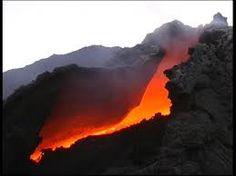 lava flow, Etna