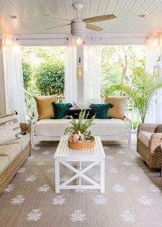 How to make a stencil with Cricut machines + a plain outdoor rug gets a floral block designer look for less. Diy Pool, Diy Patio, Make Your Own Stencils, Affordable Home Decor, Pattern Blocks, Home Decor Items, Outdoor Rugs, Furniture Makeover, Home Projects