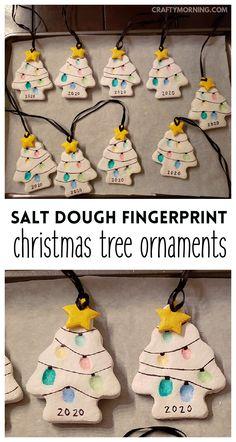 Kids Christmas Ornaments, Preschool Christmas, Christmas Crafts For Kids, Best Christmas Gifts, Baby Crafts, Christmas Traditions, Holiday Crafts, Christmas Time, Christmas Presents